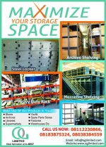 Racking and Shelving Company