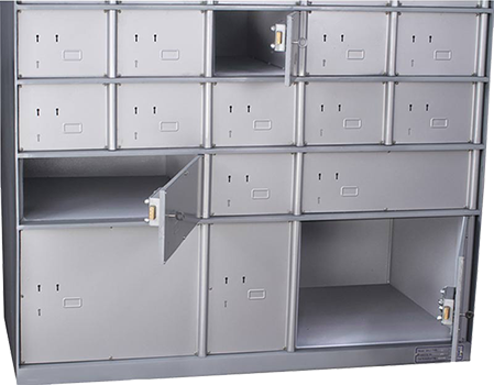 cabinet by OG racking and shelving Company